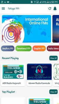 Hyderabad Radio Live Non Stop Telugu Songs Radio for Android