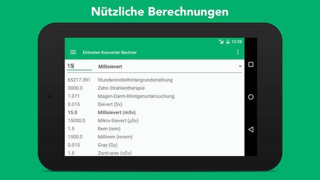 Einheiten Umrechnen + Wahrungsrechner Screenshot 10