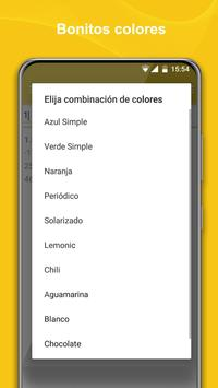 Conversor de Unidades/Medidas captura de pantalla 4