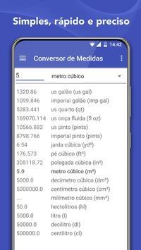 Conversor de Medidas/Unidades Cartaz