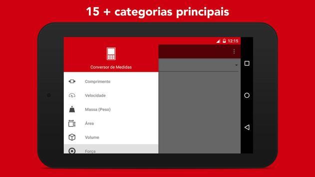 Conversor de Medidas/Unidades imagem de tela 6