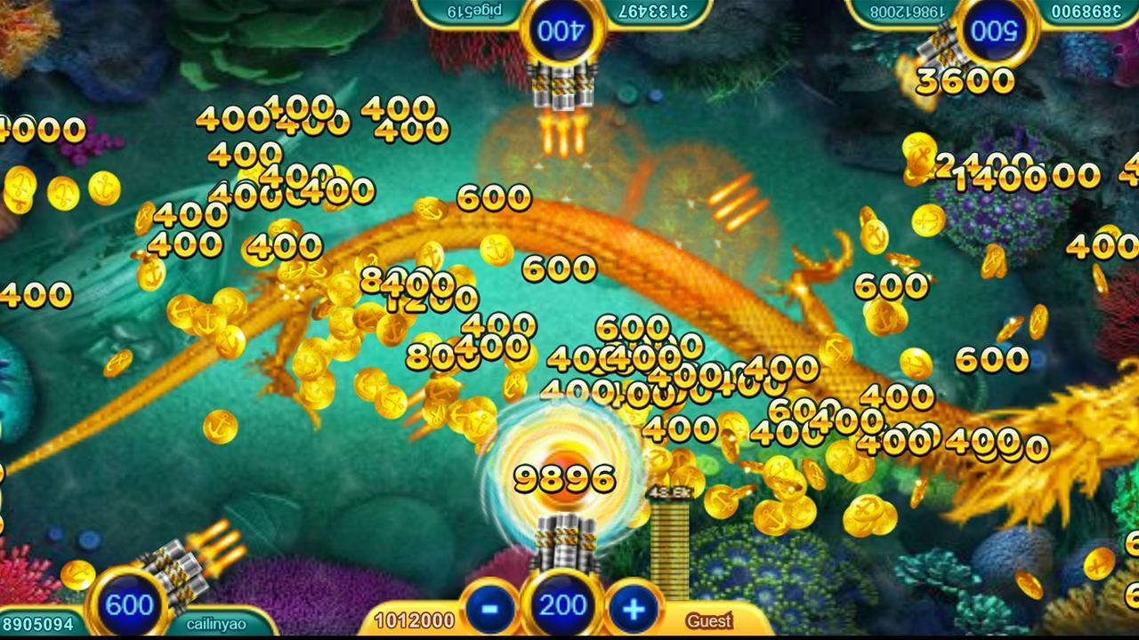 Fishing Game - Tembak Ikan Online for Android - APK Download