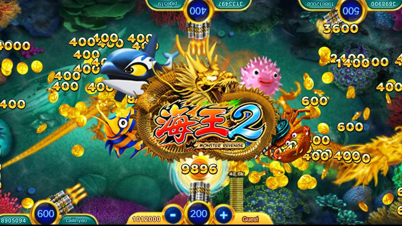 Fishing Game Tembak Ikan Online For Android Apk Download