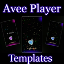 Full Screen Avee Player Templates - Green Screen APK Android