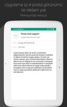 Temp Mail Ekran Görüntüsü 11