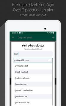 Temp Mail Ekran Görüntüsü 6