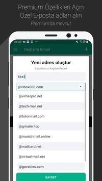 Temp Mail Ekran Görüntüsü 2
