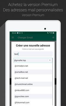 Temp Mail capture d'écran 6