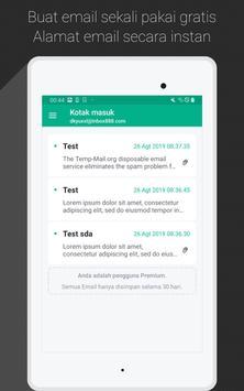 Temp Mail screenshot 5