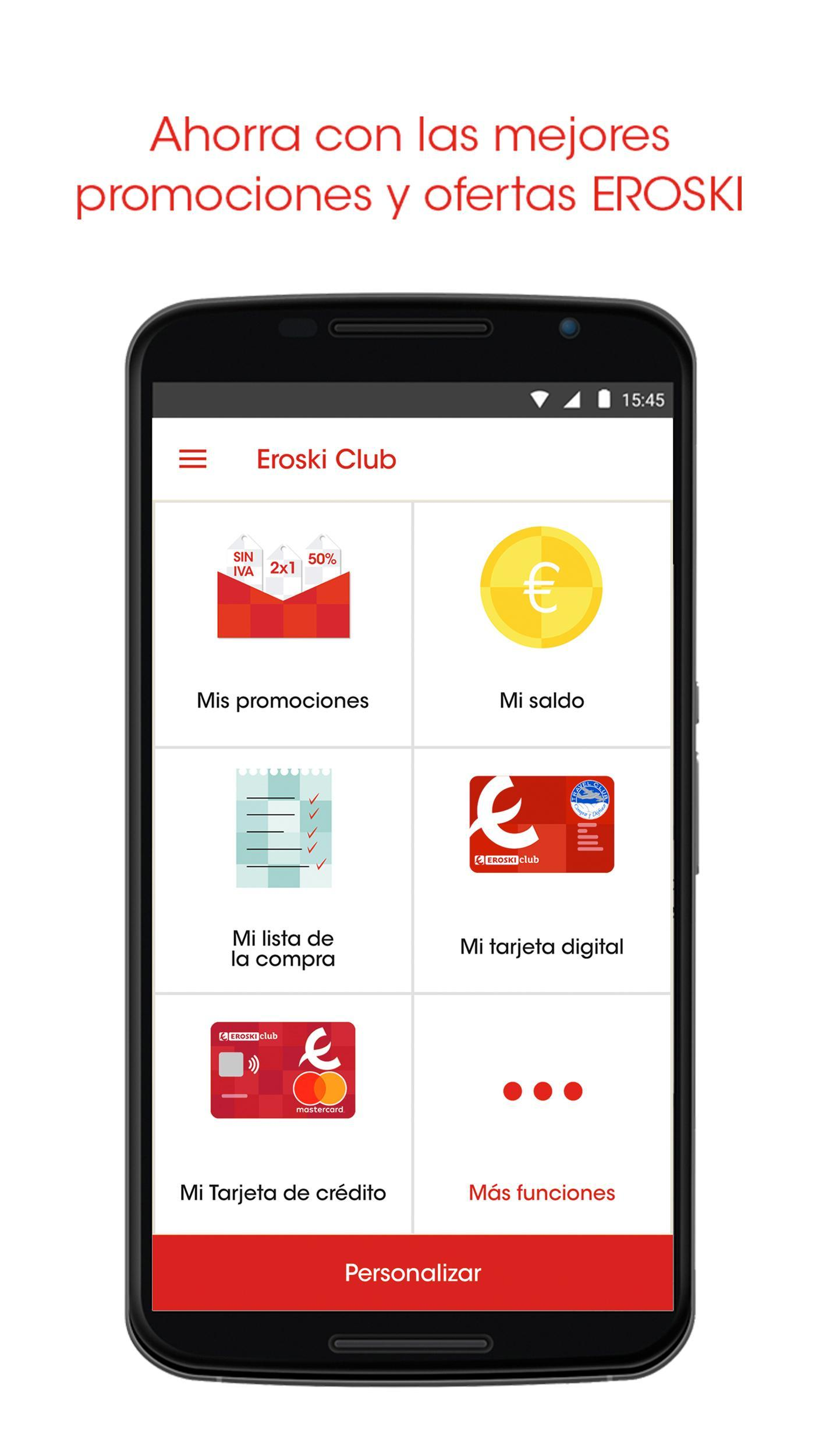 Eroski For Android Apk Download
