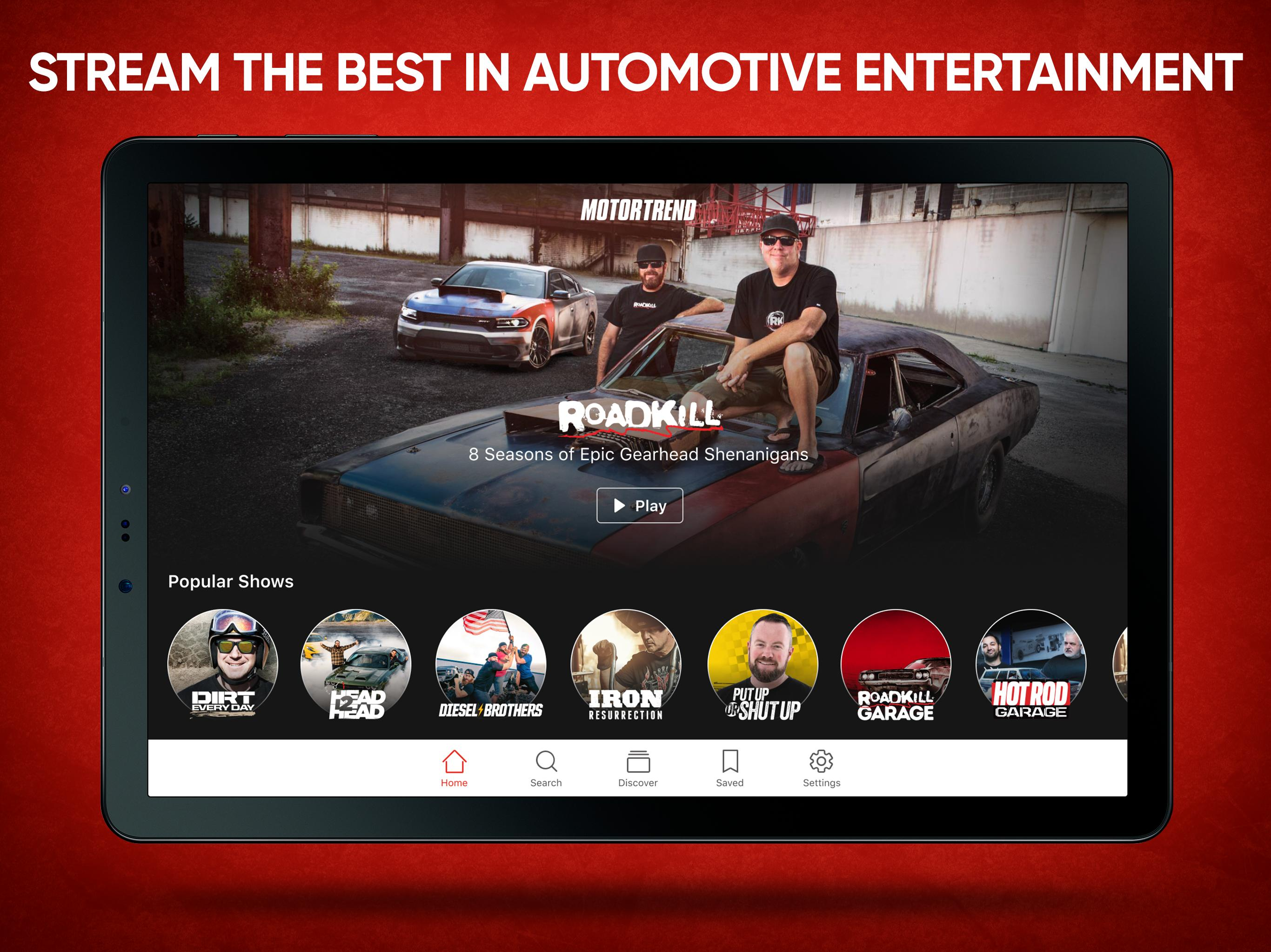 MotorTrend for Android - APK Download