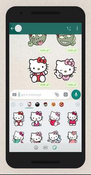 WAStickerApps Hug Emoji screenshot 6