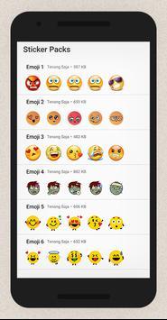 WAStickerApps Hug Emoji poster