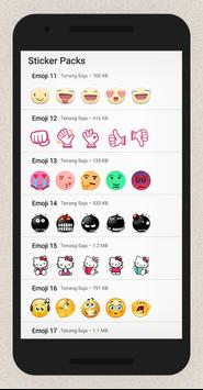 WAStickerApps Hug Emoji screenshot 1