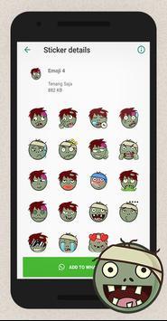 WAStickerApps Hug Emoji screenshot 3