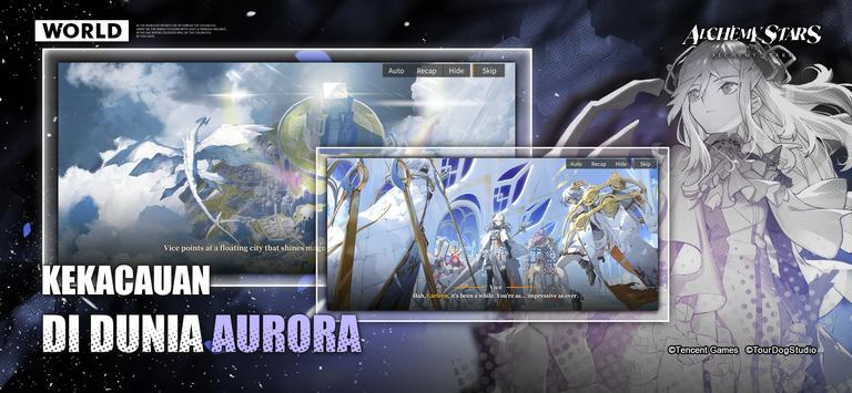Alchemy Stars syot layar 1