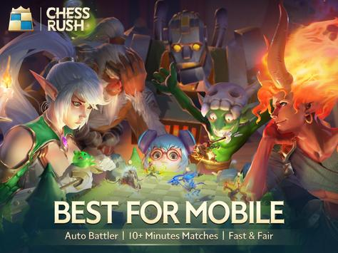 Chess Rush ảnh chụp màn hình 8