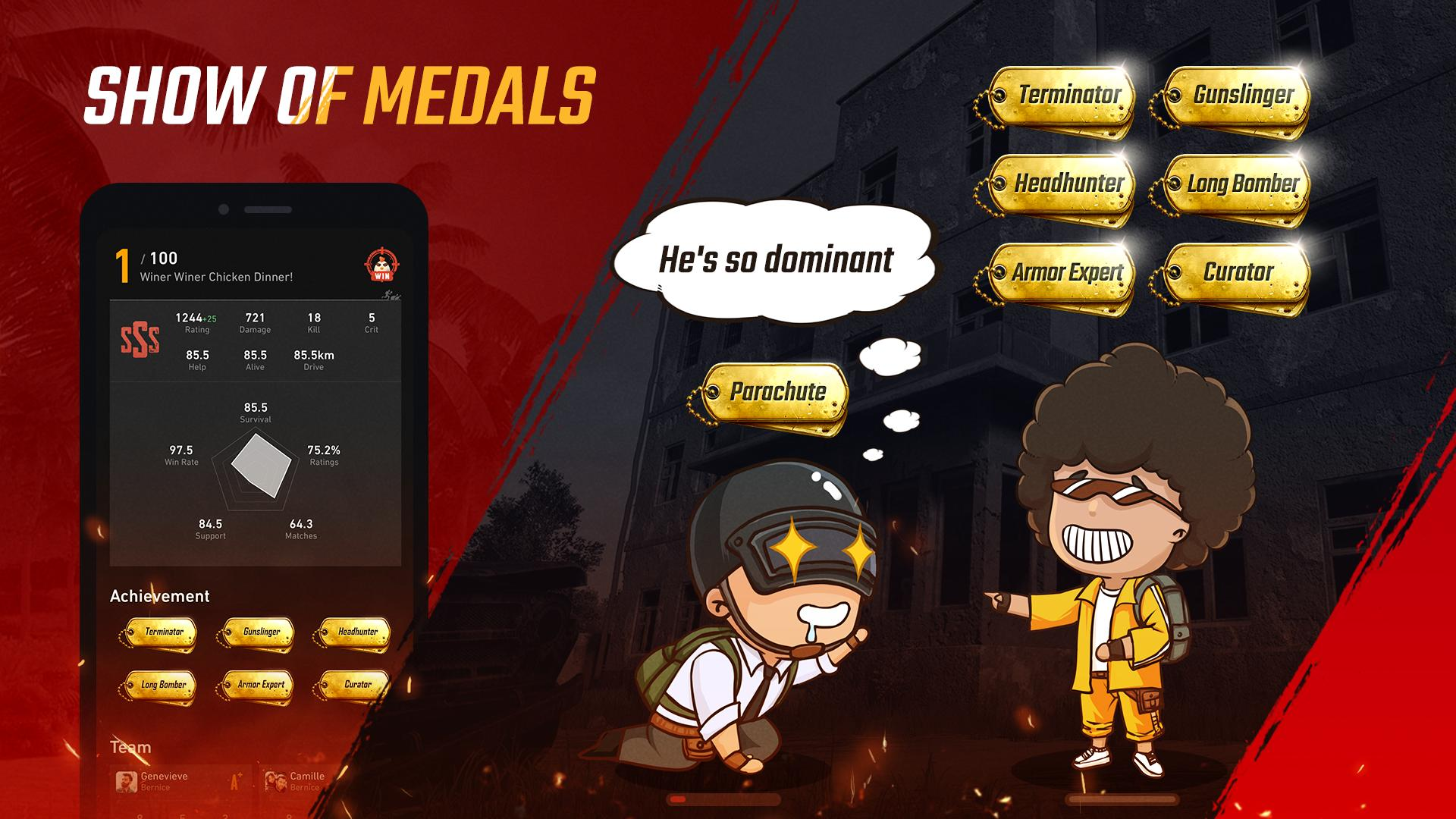 WeGame for PUBG Mobile for Android - APK Download