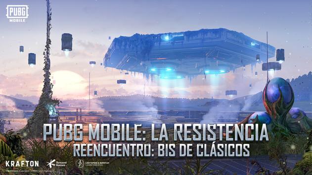 PUBG MOBILE: LA RESISTENCIA Poster