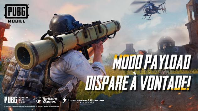 PUBG MOBILE Cartaz