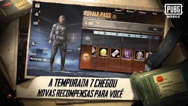 PUBG MOBILE imagem de tela 1