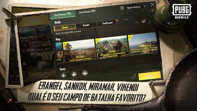 PUBG MOBILE imagem de tela 3