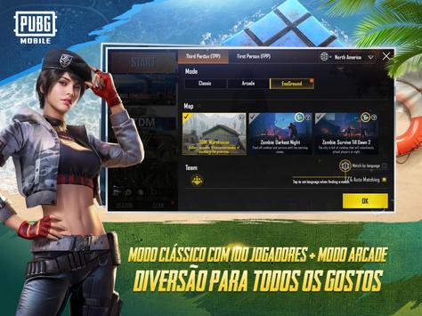 PUBG MOBILE imagem de tela 9