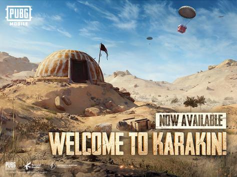PUBG MOBILE - KARAKIN screenshot 14