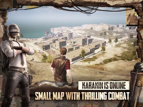 PUBG MOBILE - KARAKIN screenshot 15