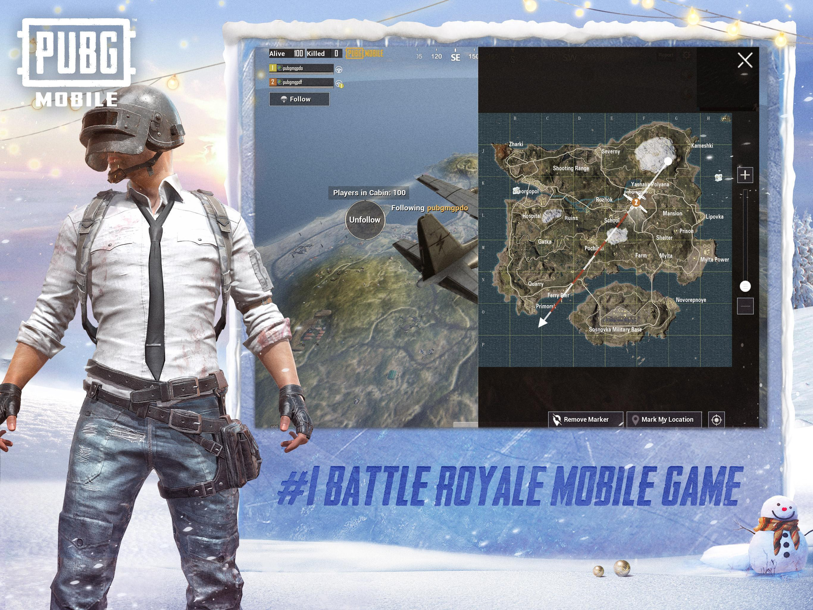 Pubg Mobile Apk Download Playerunknown Battlegrounds For Android