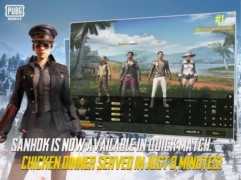 PUBG MOBILE imagem de tela 11