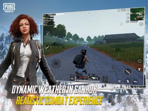 PUBG MOBILE captura de pantalla 12