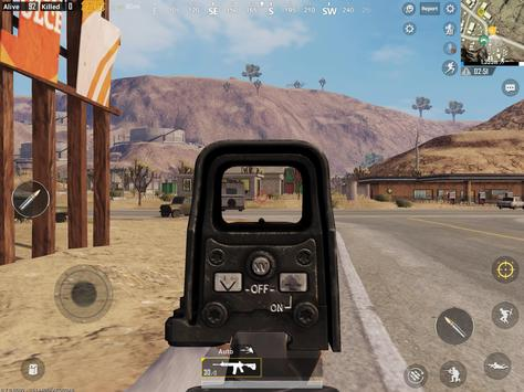 PUBG MOBILE capture d'écran 23