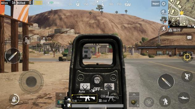 PUBG MOBILE captura de pantalla 6