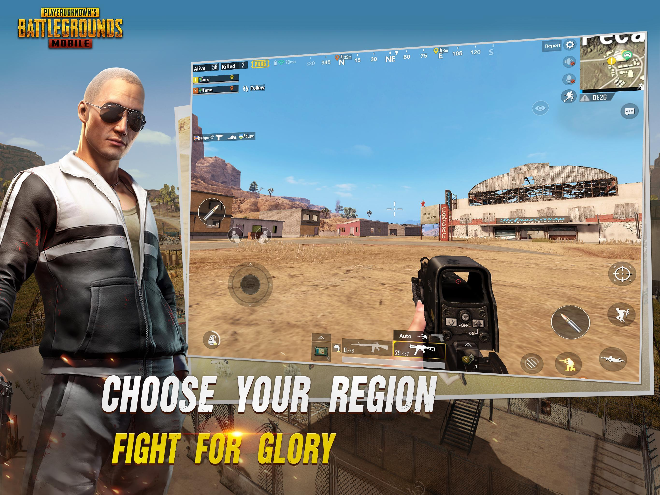 BETA PUBG MOBILE for Android - APK Download