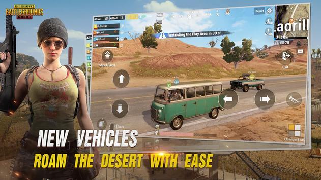 BETA PUBG MOBILE скриншот 4