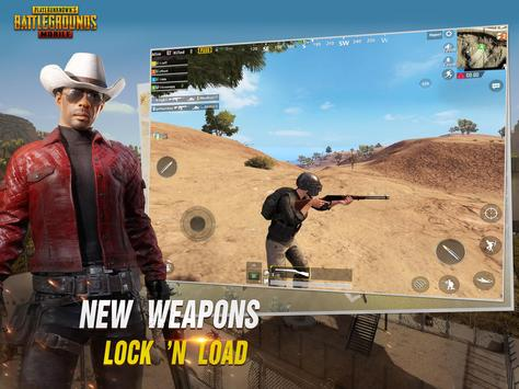 BETA PUBG MOBILE screenshot 9