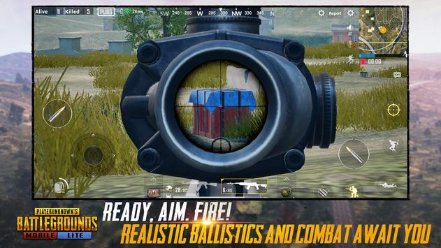 PUBG MOBILE LITE screenshot 6