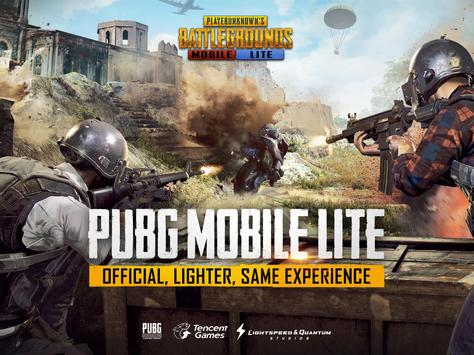 PUBG MOBILE LITE capture d'écran 7