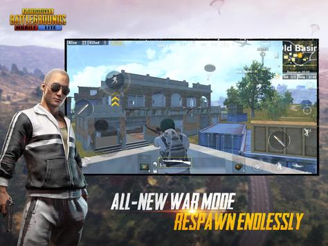 PUBG MOBILE LITE capture d'écran 8