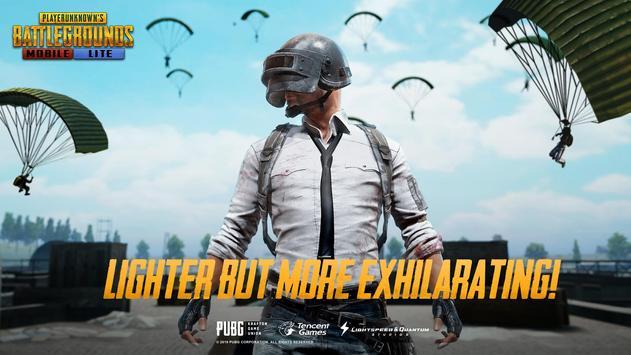 PUBG MOBILE LITE постер