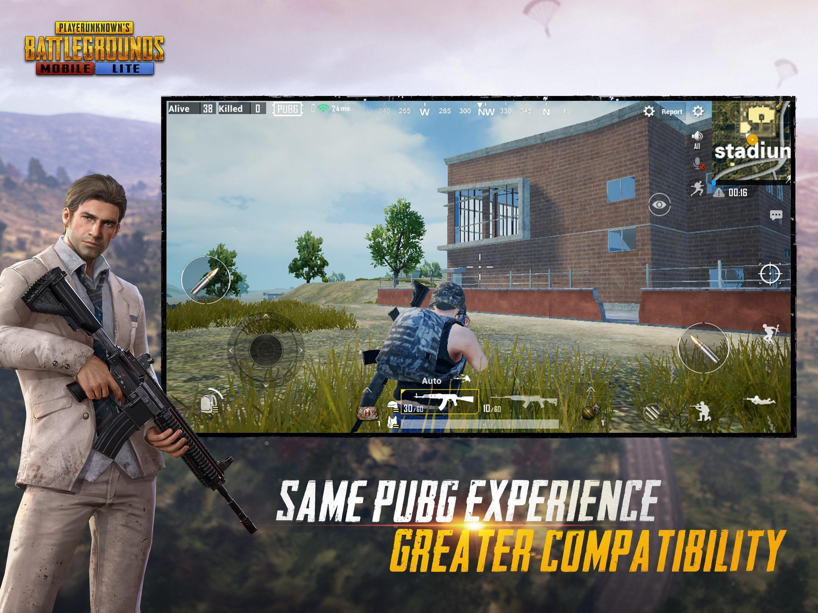 Pubg Mobile Lite Global Version Download | Pubg Name