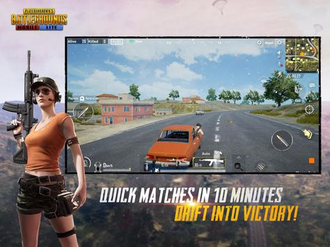 PUBG MOBILE LITE screenshot 18