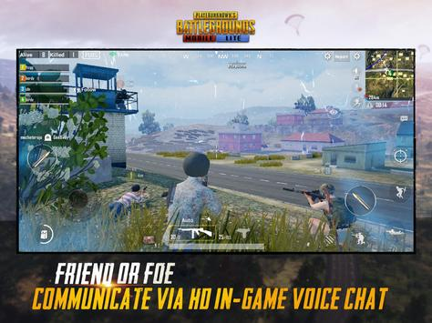 PUBG MOBILE LITE capture d'écran 19