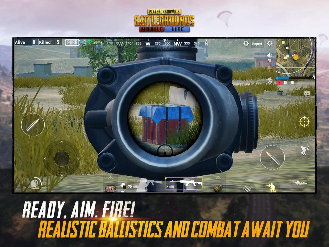 Pubg Mobile Lite Launched For Android Smartphones In: PUBG MOBILE LITE For Android