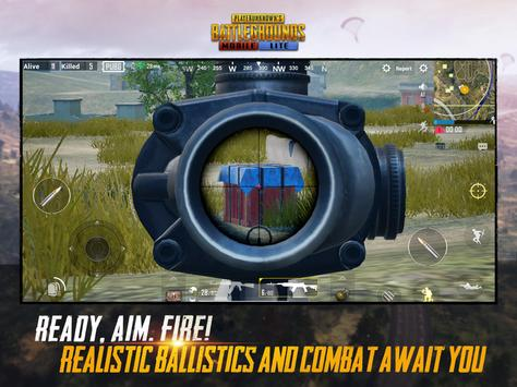PUBG MOBILE LITE capture d'écran 20