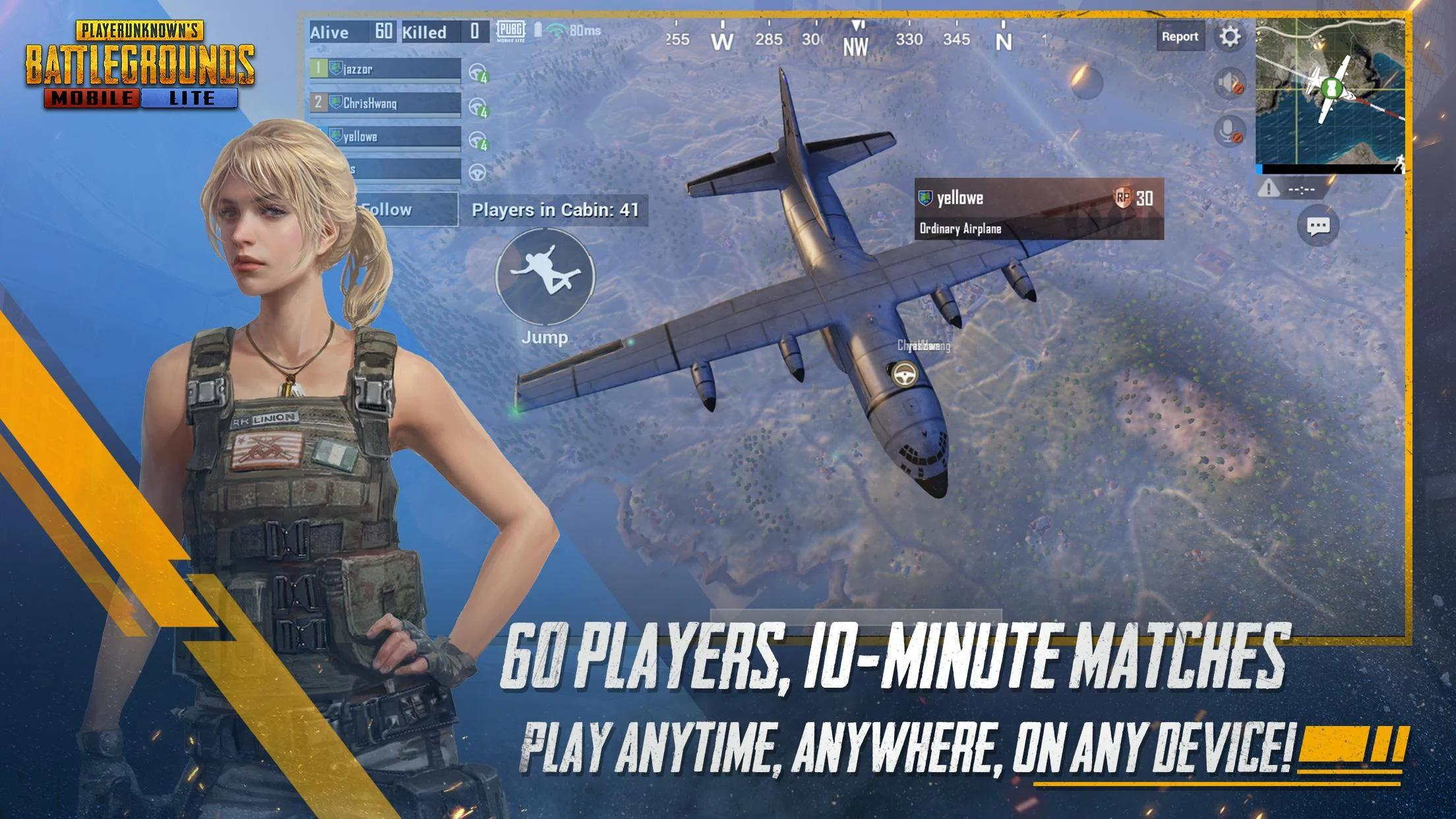 PUBG MOBILE LITE for Android - APK Download