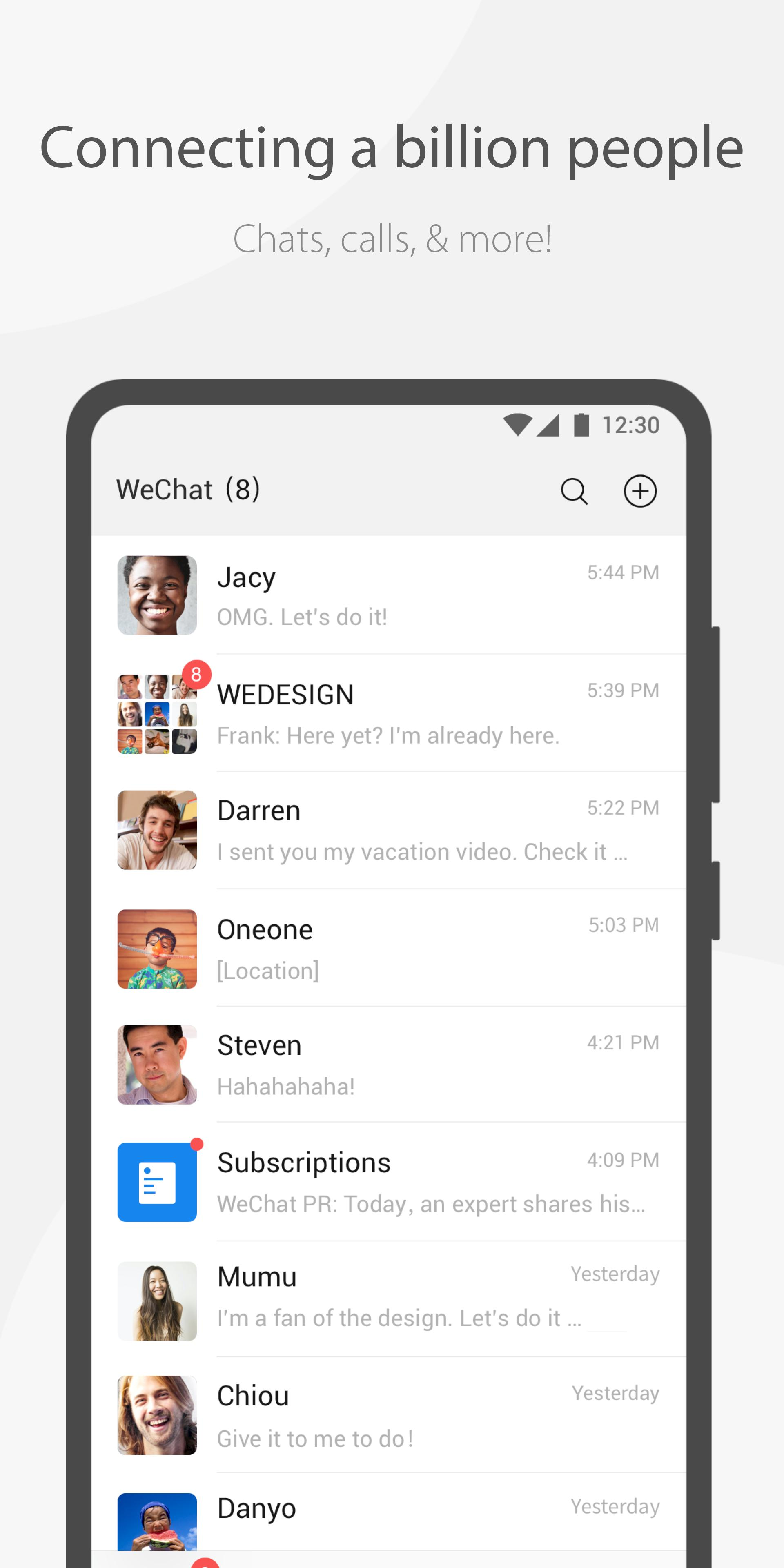WeChat for Android - APK Download