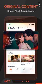 WeTV पोस्टर