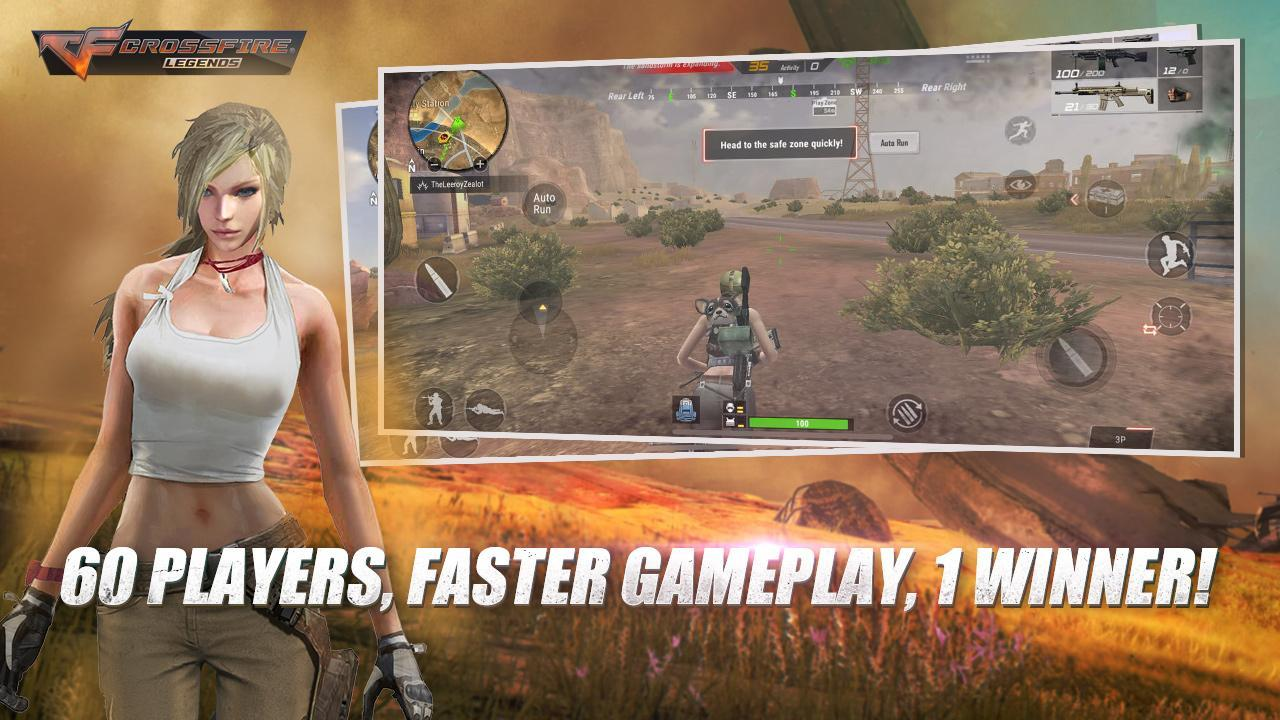 CrossFire: Legends for Android - APK Download